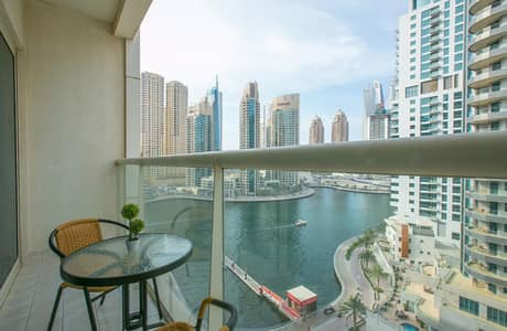 1 Bedroom Apartment for Sale in Dubai Marina, Dubai - Sale Sale !!! Excellent Deal | Furnished Huge 1 Bedroom Apartment | Ready to Move-in
