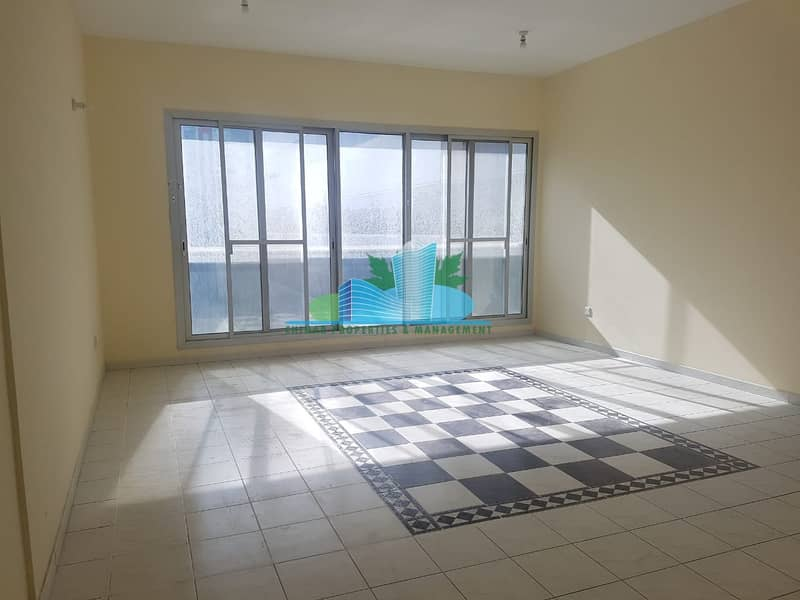 Huge 2 bedrooms Apartment is waiting for you