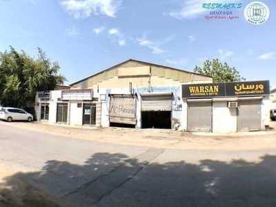 محل تجاري  للايجار في المنطقة الصناعية، الشارقة - SHOP IN INDUSTRIAL AREA NO.1 NEAR COSMO PLAST