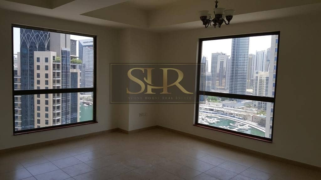 2  Good size - 3 Bed + Maid - in JBR