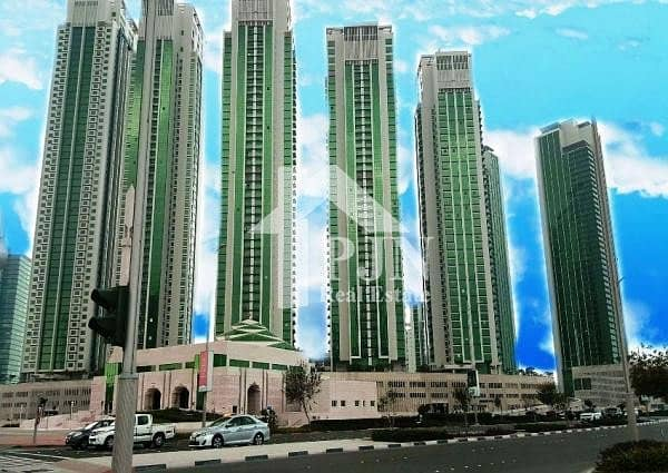 Beautiful !!! 1 Bedroom For Sale In Al Maha Tower...