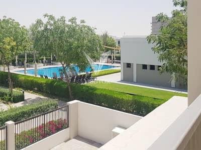 تاون هاوس 4 غرف نوم للايجار في تاون سكوير، دبي - Vacant 4BR+Maids' | Zahra Townhouse