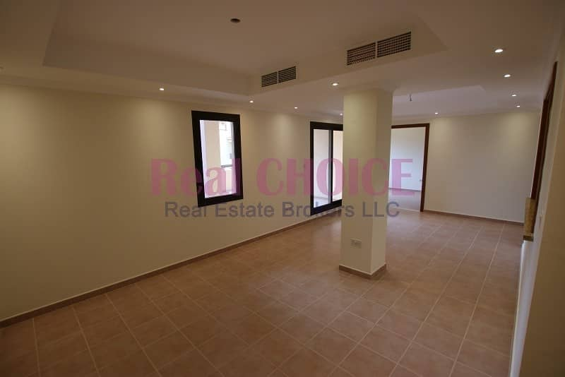 1Br with park and pool view | 12% discount | 12 chqs | No Commission