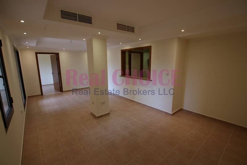 2 1Br with park and pool view | 12% discount | 12 chqs | No Commission