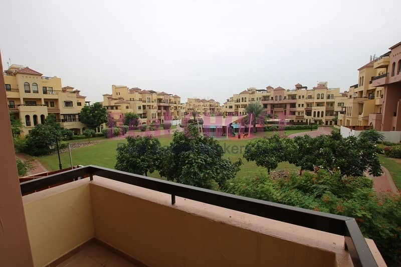 16 1Br with park and pool view | 12% discount | 12 chqs | No Commission