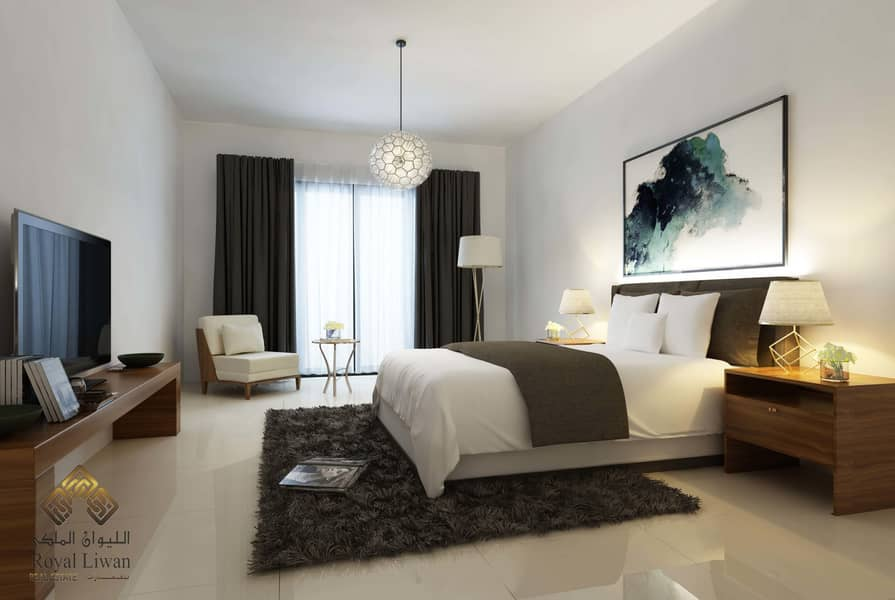 Best Offer/Luxury Studio  Apartment Just AED 399000|  6 Years  Payment Plan