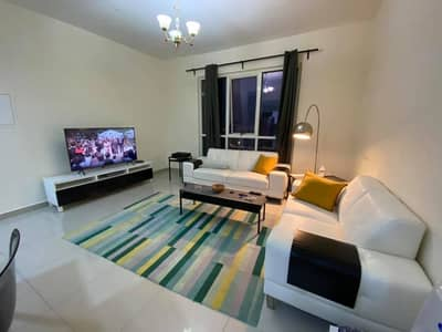 1 Bedroom Apartment for Rent in Dubai Production City (IMPZ), Dubai - Upgraded kitchen - Well Maintained -Specious