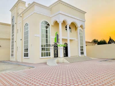 Superb Huge Villa Available for sale with 6 Master Bedrooms and Maid Room