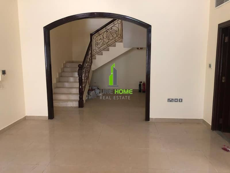 2 For Rent in Al Mushrif 6 Bedrooms Villa with an Affordable Price