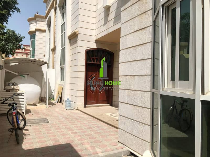 14 For Rent in Al Mushrif 6 Bedrooms Villa with an Affordable Price