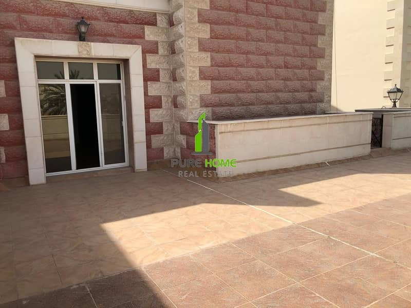 37 VIP  villa  9 Master Bedrooms located in Al Mushrif  Vacant And Ready To Move in