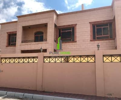 Affordable Villa at Al Mushrif | 8 Master Bedrooms With Maid Room