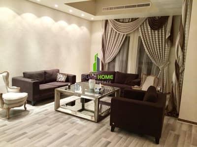فیلا 3 غرف نوم للايجار في شارع السلام، أبوظبي - Elegant Villa for Rent in Bloom Gardens with 3 Bedrooms