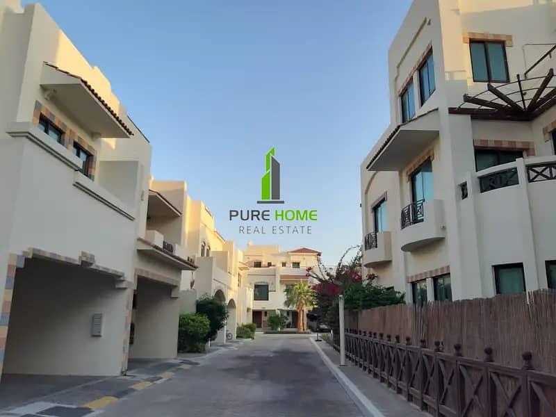 12 Cheques | 4 Bedrooms Villa With Facilities In Khalidiya Village