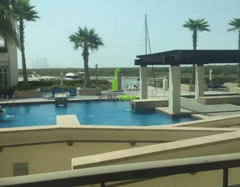 10 Luxury Apartment for Rent No Commission with Mangroves View.