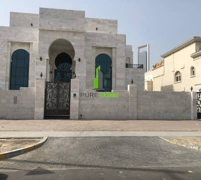 7 Bedroom Villa for Rent in Al Bateen, Abu Dhabi - vip Villa | 7 Master Bedrooms With Large Private Parking