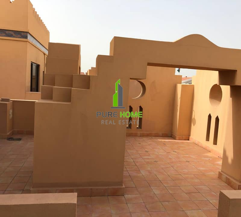 72  Neat and Clean 4 Bedrooms Villa With Swimming Pool In Al Karamah