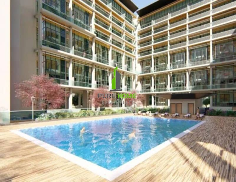Great Offer to Invest Hurry up Now Own this Apartment in Oasis Residences.