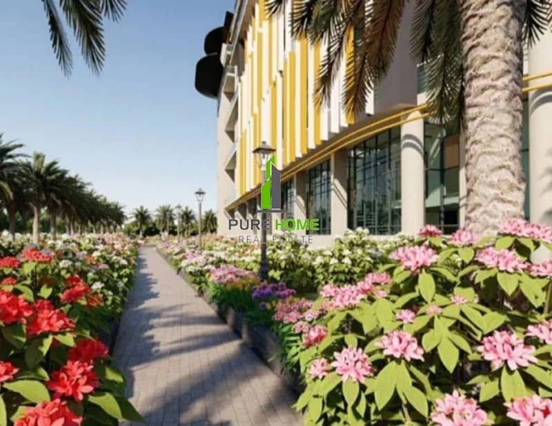 11 Great Offer to Invest Hurry up Now Own this Apartment in Oasis Residences.