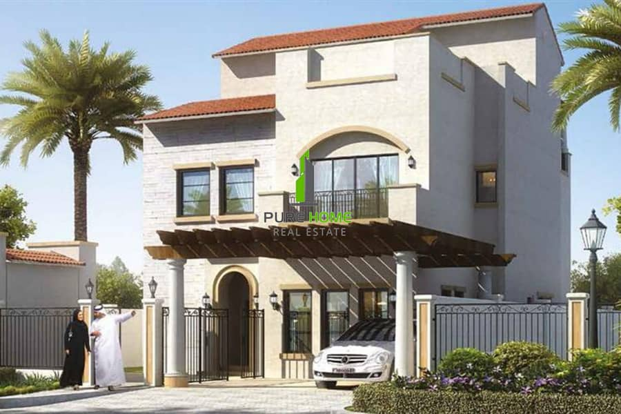 Perfect Offer for this Great Villa with 5 Bedrooms In  Bloom Gardens Hurry Up.