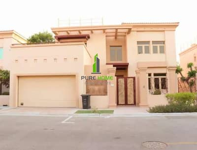 5 Bedroom Villa for Sale in Khalifa City A, Abu Dhabi - Amazing Offer For this Villa 5 Bedrooms in Golf Gardens | For Sale