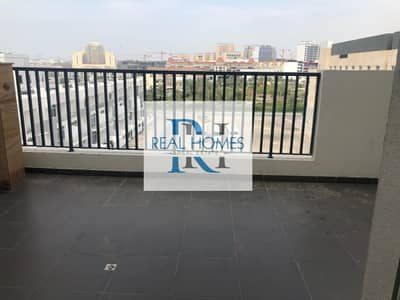 1 Bedroom Flat for Rent in Jumeirah Village Circle (JVC), Dubai - Brand New 1 Bedroom! with Terrace! Monthly 4500