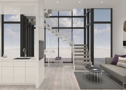 DIRECT FROM DEVELOPER : Furnished with balcony