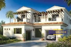 4 Bedroom Villa for Sale in Jumeirah Golf Estate, Dubai - Ready to Move ! Type-C1