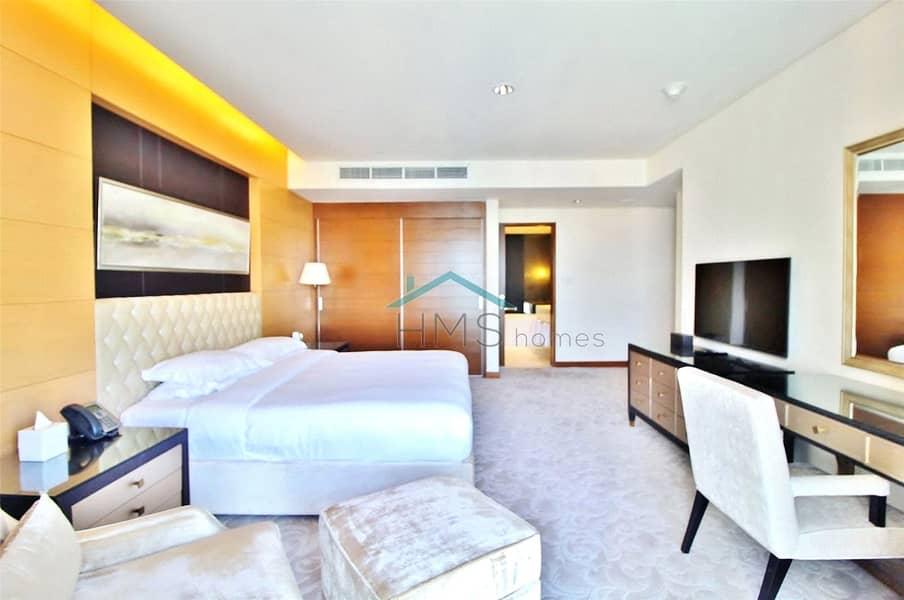 2 3 bed | Vacant | Fountain & Burj Khalifa view