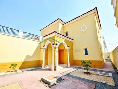 فیلا 4 غرف نوم للايجار في جميرا بارك، دبي - Fantastic 4 Bedroom Family Villa   District 8  