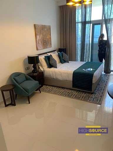 2 Luxury Furnished|Ready to Move|3 beds apartment with Payment Plan..!
