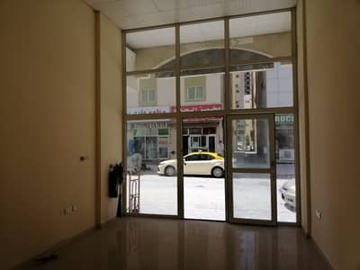 محل تجاري  للايجار في بوطينة، الشارقة - محل للايجار البوطينة الشارقة خلف تسهيل