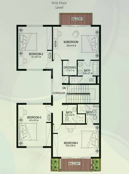 10 Modified townhouse | Ready for occupancy
