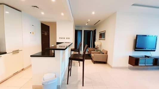 فلیٹ 2 غرفة نوم للايجار في أبراج بحيرات الجميرا، دبي - شقة في برج بونينغتون أبراج بحيرات الجميرا 2 غرف 102000 درهم - 4580447