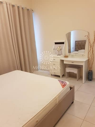 Fully furnished 1BR in Al Waleed Paradise