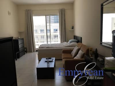 Studio for Sale in Jumeirah Village Circle (JVC), Dubai - 12%ROI|Furnished Studio Pool View Kensignton Manor