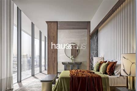 بنتهاوس 4 غرف نوم للبيع في الخليج التجاري، دبي - Full Floor Penthouse | Ultra-Exclusive Residence