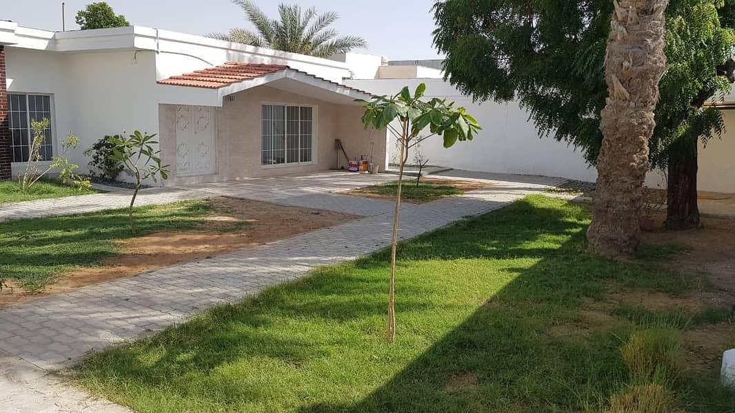 *** HOT DEAL – Beautiful 4BHK Single storey villa in Al Qadisia area, Sharjah in very low rents ***