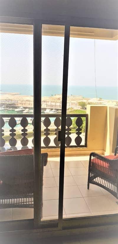 1 Bedroom Flat for Sale in Al Hamra Village, Ras Al Khaimah - Stunning Property | Full Marina Views | High Floor