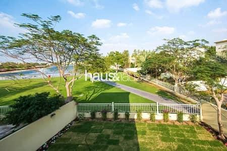 فیلا 3 غرف نوم للبيع في الينابيع، دبي - Deep Lake View | Type 2E | Corner Plot |