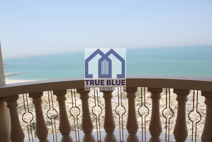 Fantastic Studio | Full Sea View| Well Maintained