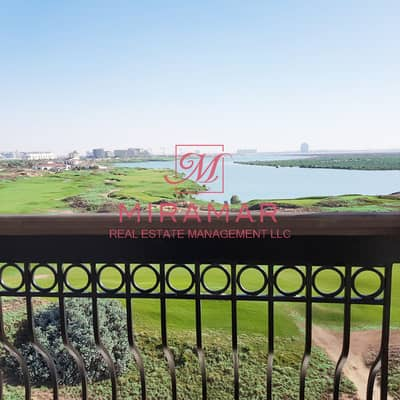 2 Bedroom Flat for Sale in Yas Island, Abu Dhabi - VERY LARGE UNIT!!! 2 TERRACES!! AMAZING VIEW!