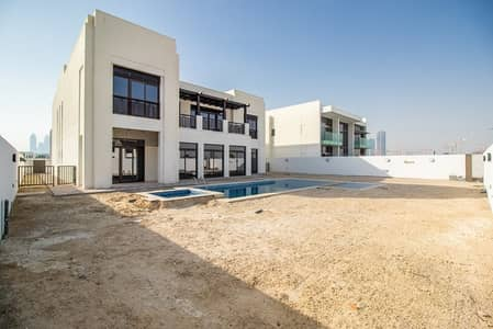 6 Bedroom Villa for Rent in Mohammad Bin Rashid City, Dubai - Brand New- Large Plot - Landscaped 6 BR Villa