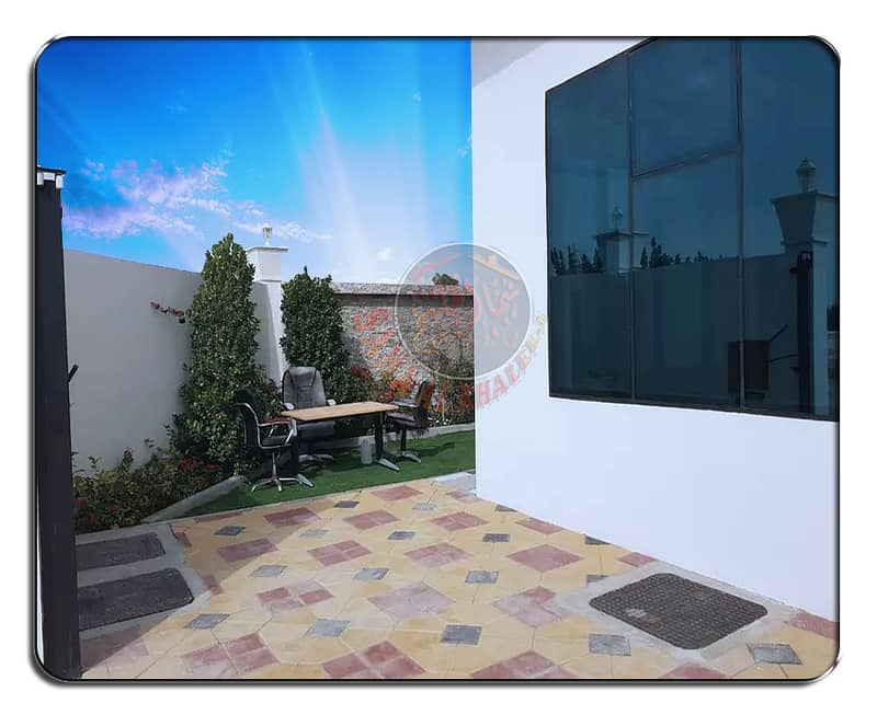 Without down payment - new villa with central air condition for sale