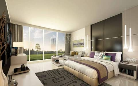 2 Bedroom Apartment for Sale in DAMAC Hills (Akoya by DAMAC), Dubai - 2 BR ready apartment in Loreto Damac Hills Luxury