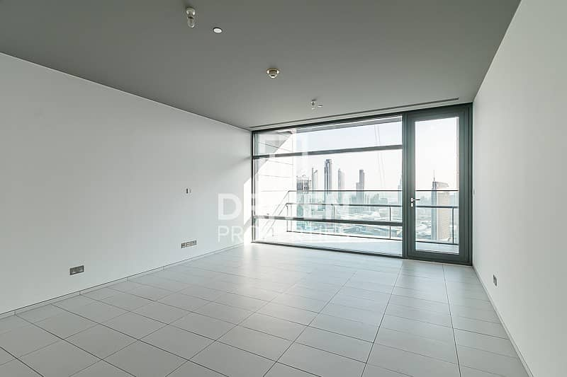 Best 1 Bed Unit with Balcony Facing Burj