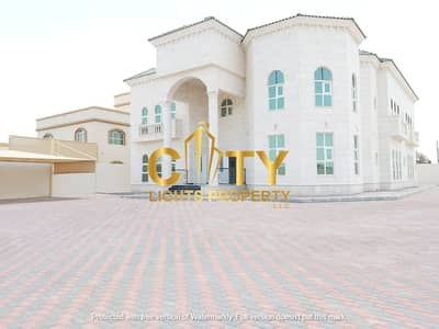 6 Bedroom Villa for Rent in Mohammed Bin Zayed City, Abu Dhabi - Stand Alone Brand New Villa on a Big Land