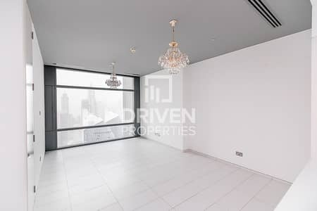 Spacious 1 Bed Facing DIFC on a Higher floor