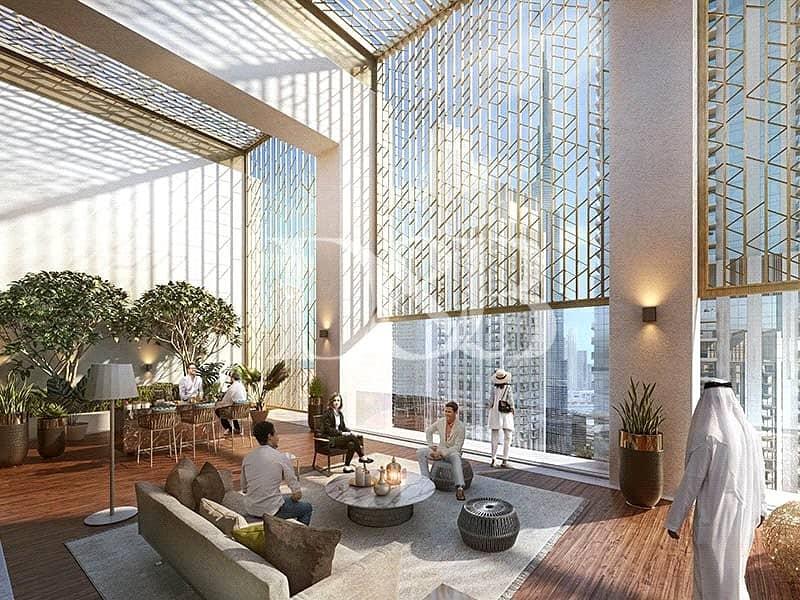 2 Downtown Dubai Living | 50% DLD Waiver