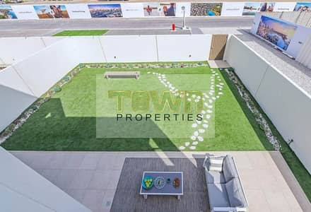 Priced to Sell | 2 Bedrooms townhouse| Yas Acres